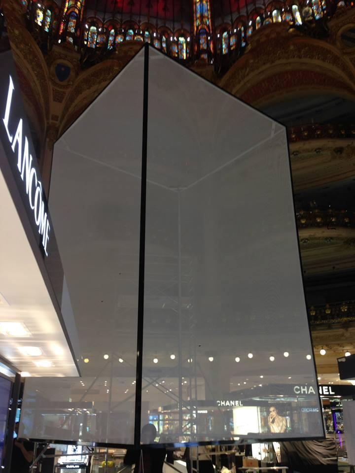 velum modulo corporate galleries lafayettes